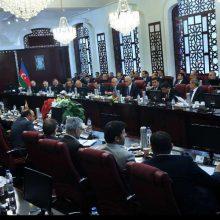 دوازدهمین اجلاس کمیسیون مشترک همکاری های ایران و جمهوری آذربایجان روز گذشته (سه شنبه) در محل وزارت امور اقتصادی و دارایی آغاز شد و امروز با امضای اسناد همکاری به کار خود پایان داد.