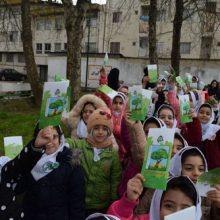 شنبه 19 اسفند ماه به مناسبت هفته درختکاری و ترویج این فرهنگ ارزشمند، مراسمی در پارک های دانشجو و شقایق با حضور سجاد محجوب؛ آموزش کاشت نهال به کودکان