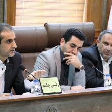 سیدمحمد احمدی در جلسه کارگروه اشتغال و سرمایه گذاری شهرستان رشت که در فرمانداری برگزار شد، با بیان اینکه دهیاران و بخشداران در خط مقدم اشتغالزایی روستایی هستند