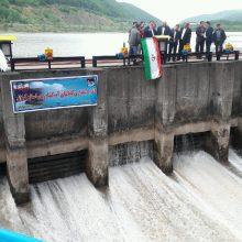 رها سازی آب سد سپیدرود در کانال های کشاورزی گیلان امروز آغاز شد.