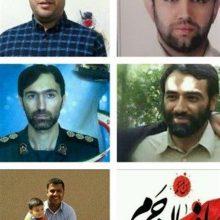 پیکرهای مطهر ۷ مستشار ایرانی که در حملات رژیم صهیونیستی به پایگاه هوایی تیفور به شهادت رسیدند وارد تهران شد.