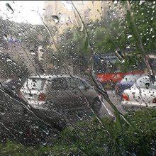 پایان هفته ای سرد و بارانی در گيلان