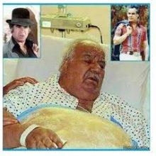 شهرام ناصری (مدیر برنامههای ناصر ملک مطیعی) گفت: ناصر ملک مطیعی از چند روز گذشته به علت نارسایی کلیه و تنگی نفس در یکی از بیمارستانهای تهران بستری شده و تحت درمان است. وضعیت ناصر ملکمطیعی