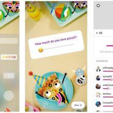 شبکه اجتماعی اینستاگرام قابلیت جدیدی را به پلتفرم استوری های خود افزوده است که مخاطبان می توانند به استوری های قابل مشاهده، واکنش نشان دهند.