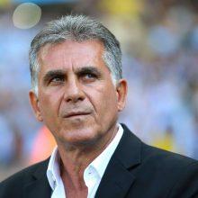 در سرمربی تیم ملی ایران اظهار کرد: بعد از جام جهانی از تیم ملی خداحافظی خواهد کرد.