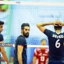 تیم ملی والیبال ایران در یازدهمین مسابقه خود در لیگ ملت های والیبال با نتیجه سه بر دو مقابل صربستان شکست خورد. والیبال ایران مقابل صربستان