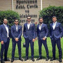 دیلی میل در گزارشی به خوشتیپی ملی پوشان ایران در جام جهانی روسیه پرداخت. خوشتیپی بازیکنان ایران