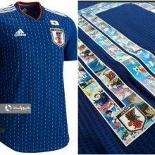 ژاپن با اقتدار صدرنشین زیباترین لباس جام جهانی ۲۰۱۸ و همچنین لباس ایران در روسیه در جمع ۵ لباس زشت جام جهانی قرار دارد.