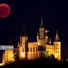 شب گذشته ماه در سایه زمین قرار گرفت و طولانیترین و مهیجترین خسوف قرن رخ داد.