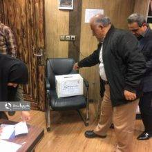برگزاری انتخابات شورای کار شهرداری رشت در منطقه یک
