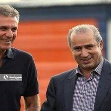 رئیس فدراسیون فوتبال گفت: صحبت با «کی روش» امیدوارکننده است و دغدغههای او مالی نیست.