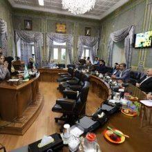 اعضای کمیسیون ها و کمیته های شورای شهر