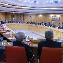 گزارش تصویریششمین جلسه شورای گفتگوی دولت و بخش خصوصی
