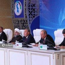 کنوانسیون رژیم حقوقی دریای خزر امضاء شد