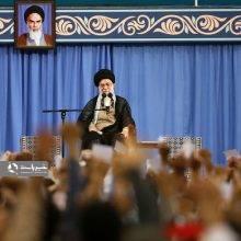 دیدار هزاران نفر از قشرهای مختلف مردم با رهبر معظم انقلاب اسلامی