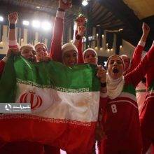 تیم ملی کبدی دختران ایران