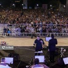 اولین کنسرت خیابانی رایگان بدون حواشی امنیتی برگزار شد