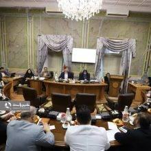 پنجاه و یکمینجلسه علنی شورای شهر رشت