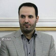 پیام تبریک مرتضی شریفی