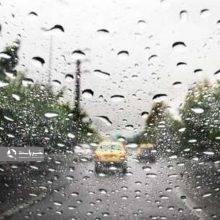 ادامه بارش باران و آبگرفتگی معابر در گیلان