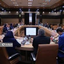 هفتاد و یکمین جلسه شورای راهبردی حوزه سلامت در گیلان برگزار شد