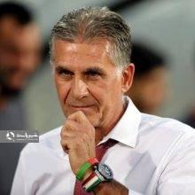 کیروش روز چهارشنبه وارد تهران میشود!