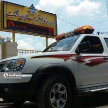 تجهیز ناوگان امداد شرکت گاز استان گیلان به خودروهای دودیفرانسیل