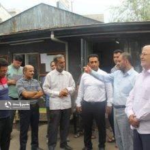 محمدحسن علیپور در جمع کارگران شرکت سبز زیور مطرح کرد