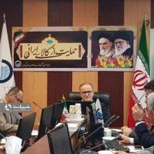 مدیر عامل شرکت آب و فاضلاب شهری استان گیلان در نشست خبری