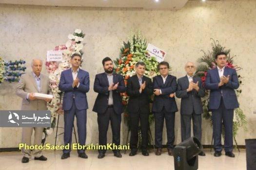 گزارش تصویری مراسم روز پزشک شهرستان رشت در تالار گلستان