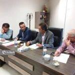 برگزاری جلسه هفتگی کارگروههای منطقه چهار