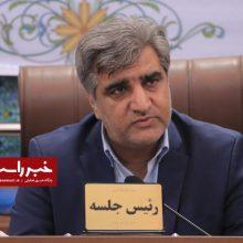 دکتر مصطفی سالاری در چهارمین نشست کمیسیون مبارزه با قاچاق کالا و ارز استان که در سالن اجتماعات استانداری برگزار شد