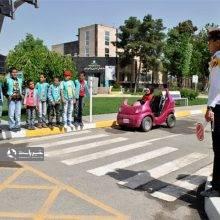 تاثیر آموزش در هر حیطهای از اصول شهرنشینی در تحقق دستیابی به شهری ایده آل ؛ فرهنگ ترافیکی دانش آموزان