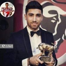 علیرضا جهانبخش لژیونر گیلانی تیم ملی فوتبال کفش طلا و عنوان برترین بازیکن لیگ هلند را کسب کرد.