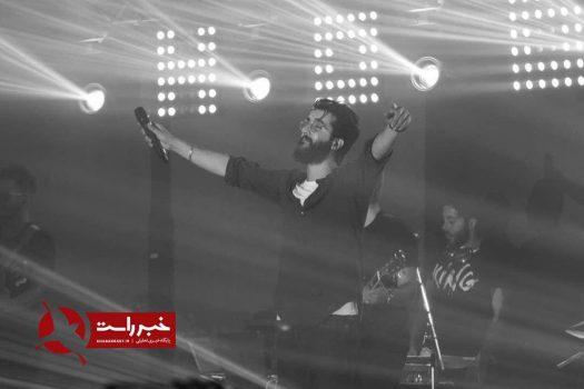 """خبر راست/ گزارش تصویری کنسرت """" هوروش بند """" در تالار گلستان رشت"""