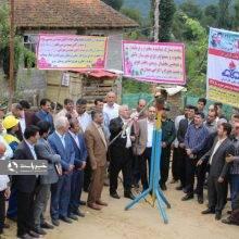 4 روستای تالش در هفته دولت از نعمت گاز بهره مند شدند