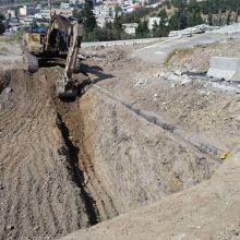عملیات جابجایی خط لوله گاز در مسیر تلاقی با راه آهن در رودبار با موفقیت به انجام رسید