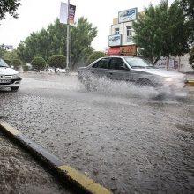 بارش شدید باران و هشدار هواشناسی گیلان در خصوص سیلاب