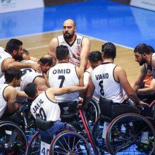 بسکتبال با ویلچر ایران در پاراآسیایی ٢٠١٨ قهرمان شد