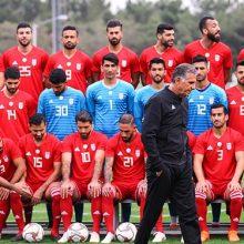 دیدار تیمهای ایران - ونزوئلا که قرار بود در تهران برگزار شود در کشور قطر برگزار خواهد شد.
