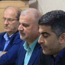 نشست خبری سه عضو لیست امید شورای