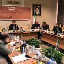 حضور مدیر محیط زیست و توسعه پایدار شهرداری رشت در نخستین نشست کمیته محیط زیست شهرداری های کلانشهرهای کشور