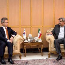 استاندار گیلان در دیدار با سفیر کره جنوبی؛