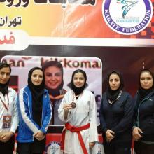 عملکرد ضعیف کاراته کاهای گیلانی در رقابتهای انتخابی تیم ملی رده پایه