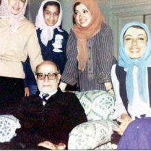 همسر رییس دولت موقت ایران صبح امروز (یکشنبه) درگذشت.