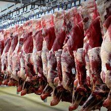 توزیع گوشت بر اساس فهرست یارانه بگیران
