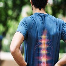زمانی که فضای بین مهره ها تنگ می شود، اعصابی که از ستون فقرات عبور می کنند تحت فشار قرار گرفته یا تحریک می شوند. این شرایط می تواند در گردن یا کمر رخ دهد که مورد دوم شایعتر است.