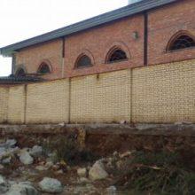 گزارش تصویری از تخریب آرامگاه دکتر حشمت در چله خانه رشت