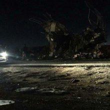 انفجار اتوبوس پرسنل سپاه در سیستان و بلوچستان با ۴۰ شهید و مجروح